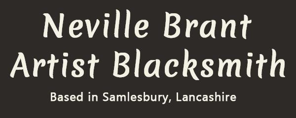 Neville Brant - Artist blacksmith in Samlesbury, Lancashire